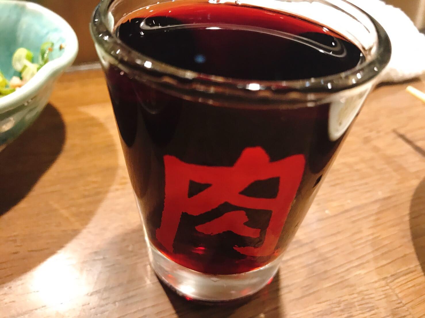 コニクヤマの赤ワイン