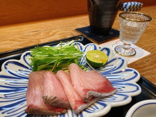 尾頭橋すみやのぶりしゃぶと日本酒