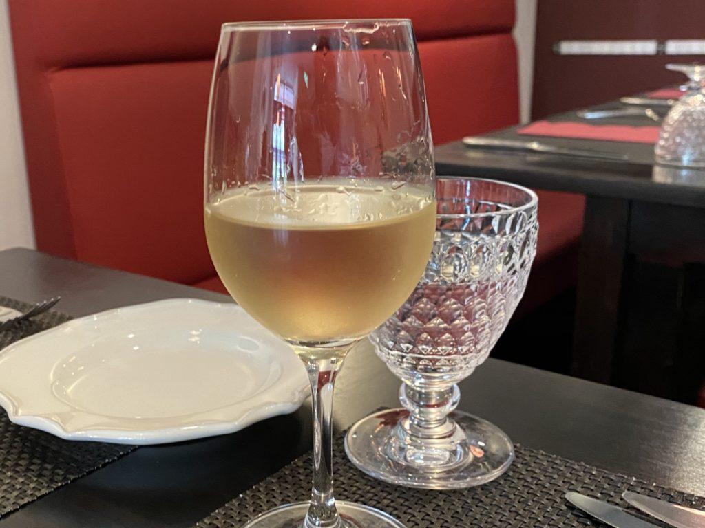 ルデトゥール昼ワイン