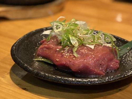 焼肉小次郎牛タンステーキ