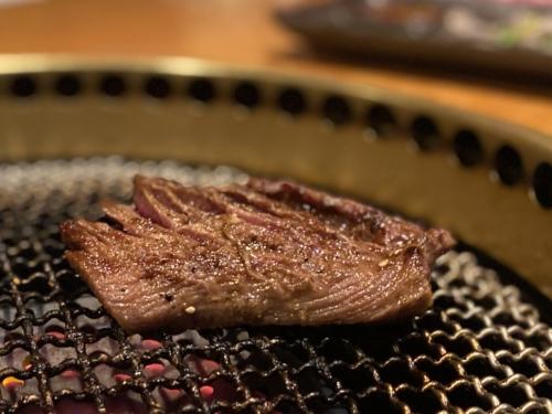 焼肉小次郎牛タンステーキ2
