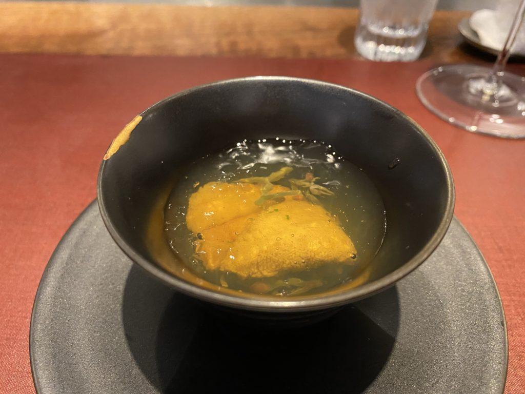イルアオヤマ 前菜