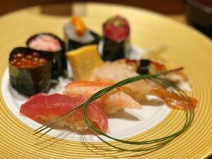 すし鯔せの旬の上寿司