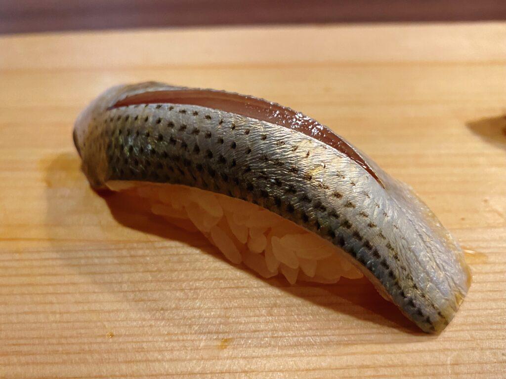 コハダ握り寿司